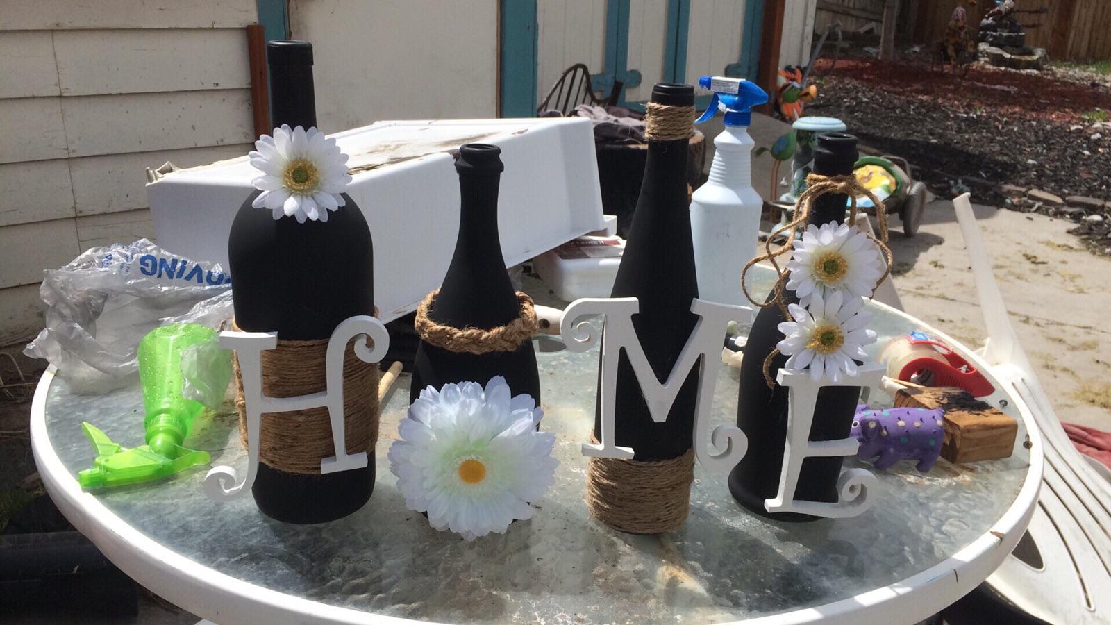 """""""Home"""" Bottles"""