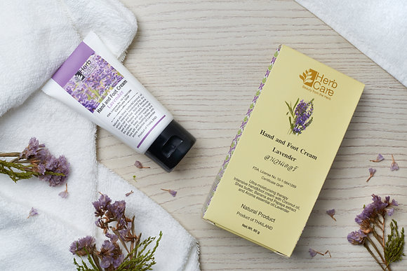 Hand and Foot Cream : Lavender