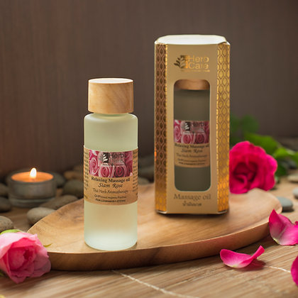 Massage Oil : Siam Rose