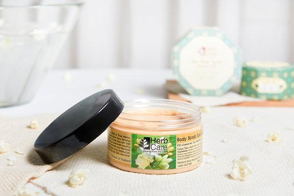 Body Scrub Spa salt Jasmine