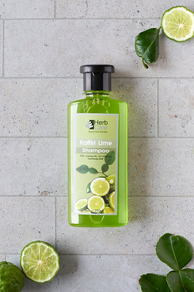 Bergamot Shampoo