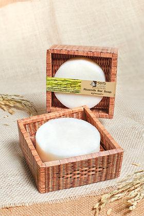 Rice milk Bar Soap