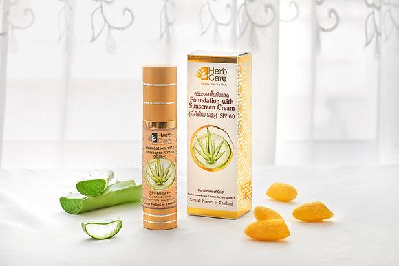 Silk Cover Foundation Cream