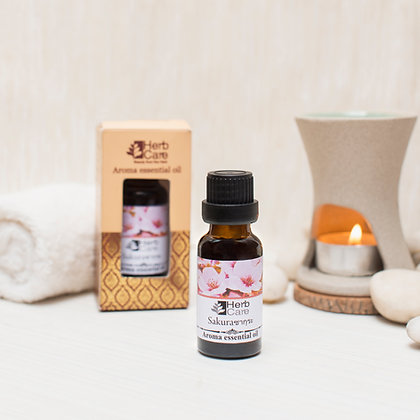 Aroma Essential Oil : Sakura