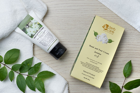 Hand and Foot Cream : Jusmine
