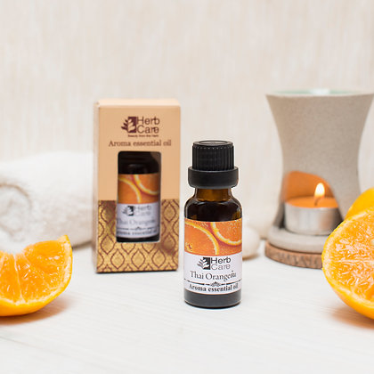 Aroma Essential Oil : Thai Orange.