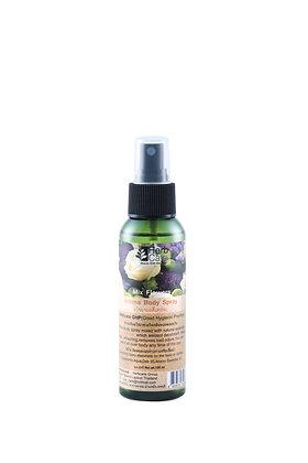 Aroma Body Spray : Mix Flower.