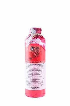 Shower Gel : Siam Rose