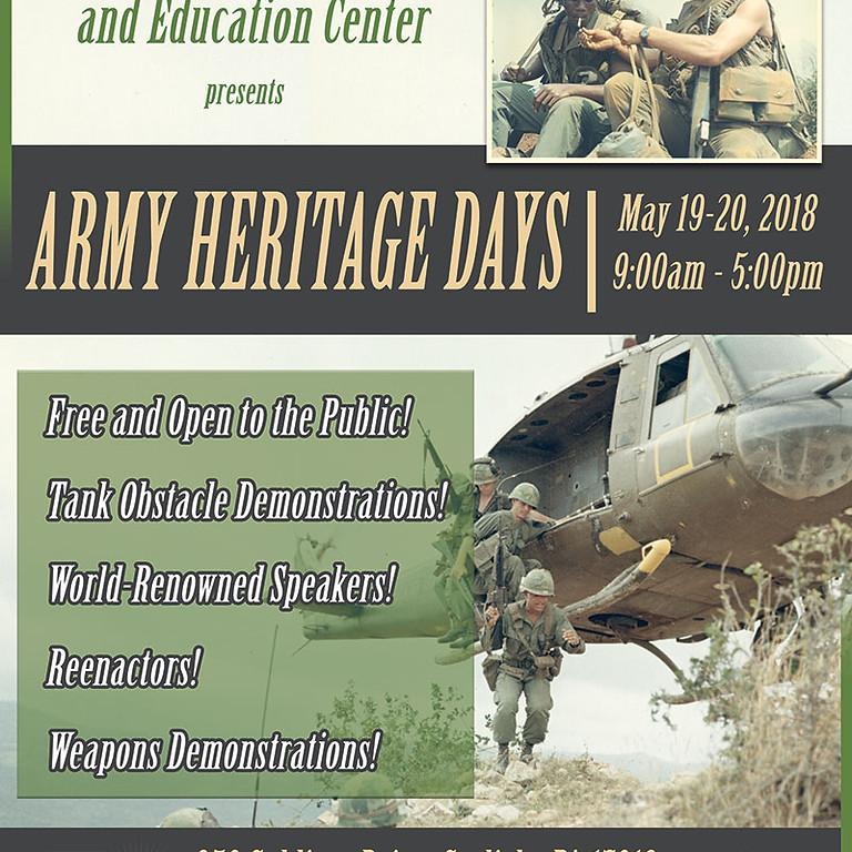 Army Heritage Days