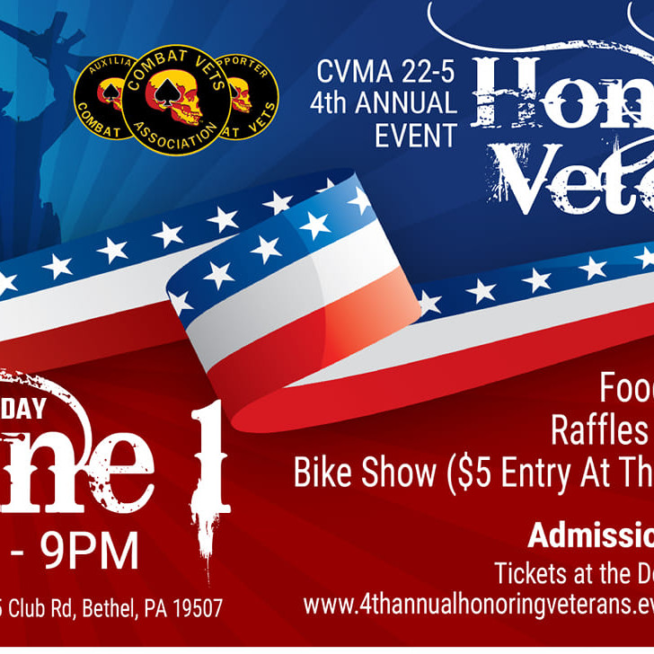 Honoring Veterans Event 4th Annual