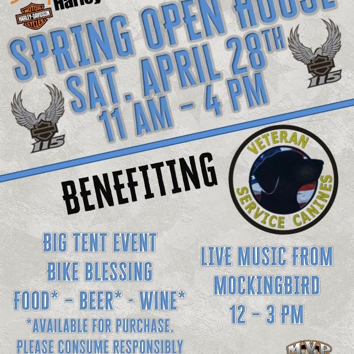 Susquehanna Valley Harley - Davidson Spring Open House