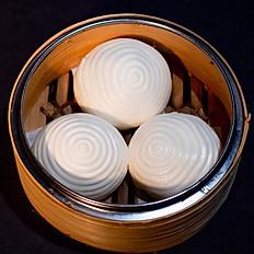Pan-fried Veggie Bun
