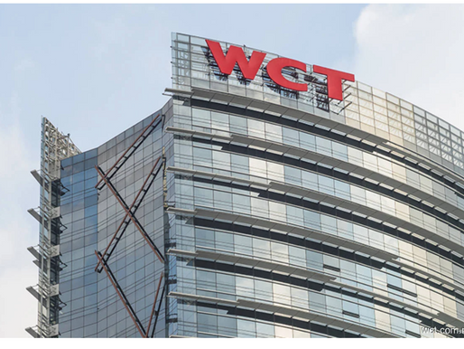 WCT sees downward revision in LRT3 contract value to RM819m