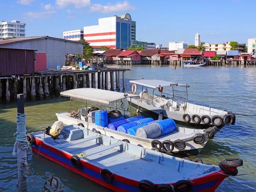 Transforming George Town and Butterworth's waterfronts into a new economic zone