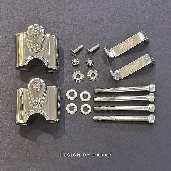 DKdesign - BMW R18 Handlebar Risers
