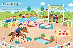My My First Pony Sticker Activity Book