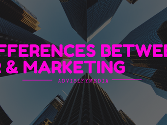 5 Differences between Marketing and Public Relations in 2021