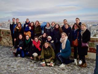 Voyage d'étude de la promotion 2019 à Budapest (1/2)