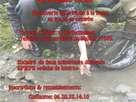 Atelier pêche & Nature