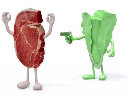 Zo ging mijn vegan challenge
