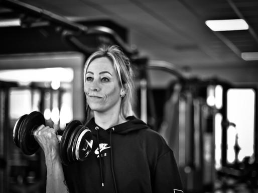 ❌ Je traint niet zwaar genoeg ❌