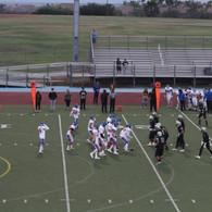 Football Team on the Field