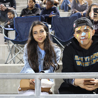 Cougars Supporting our Football Team