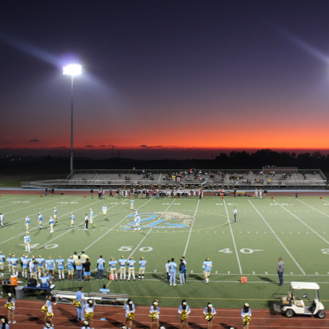 Cougar's Football Field