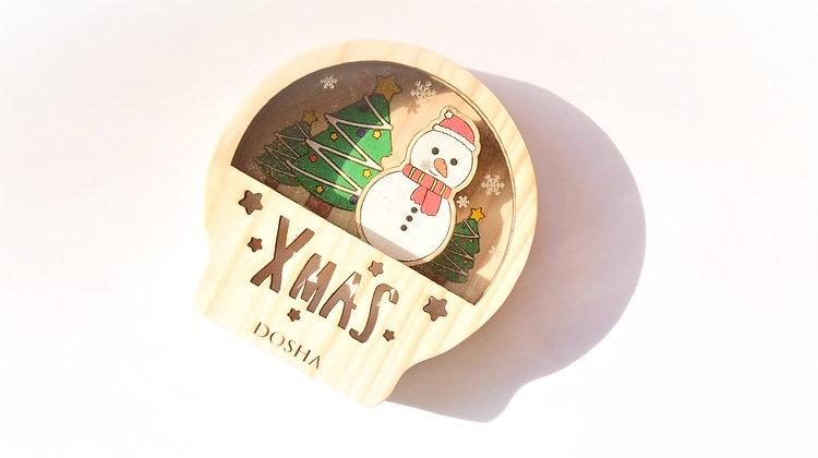 XMAS 燈箱