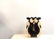 訂製貓頭鷹時鐘