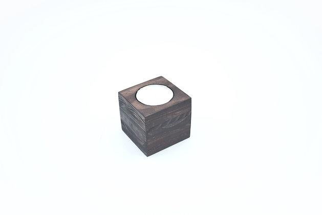 木製蠟燭座-高(1個)