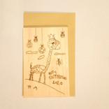 訂製木聖誕卡