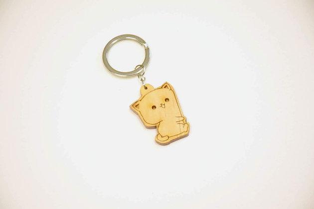 鎖匙扣-貓
