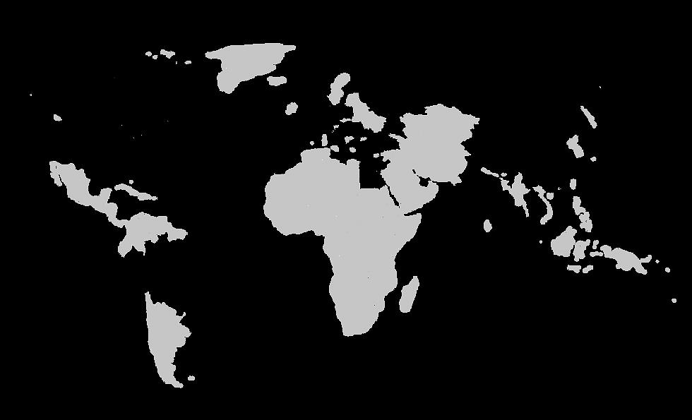 World map office Trips (Goldener Schnitt