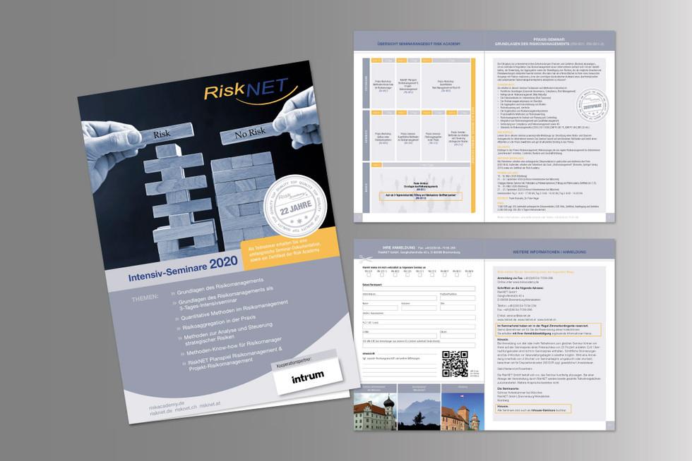 Seminar-Broschüre