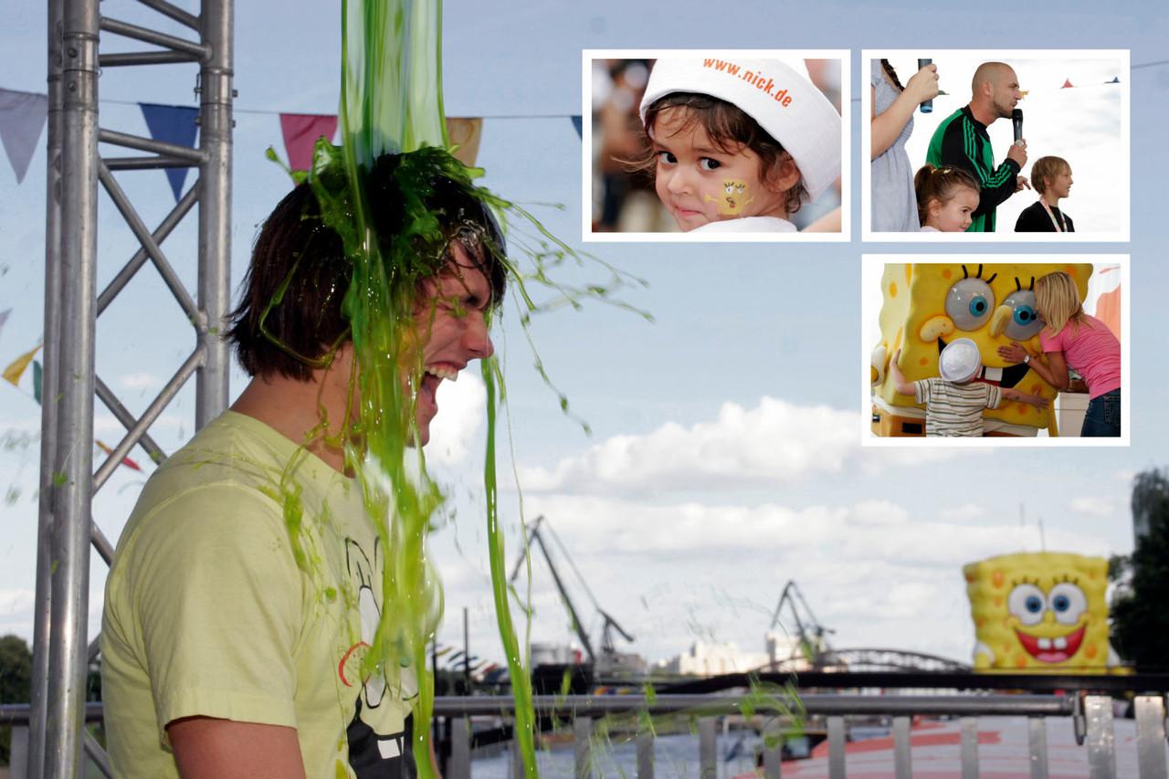Nickelodeon Ahoi Tour