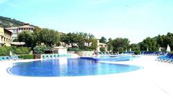 piscine issambre
