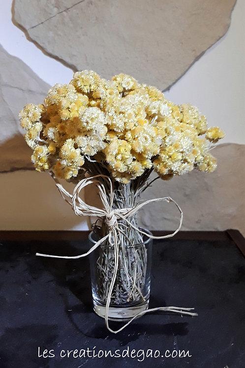 Bouquet d'Immortelle D'Italie