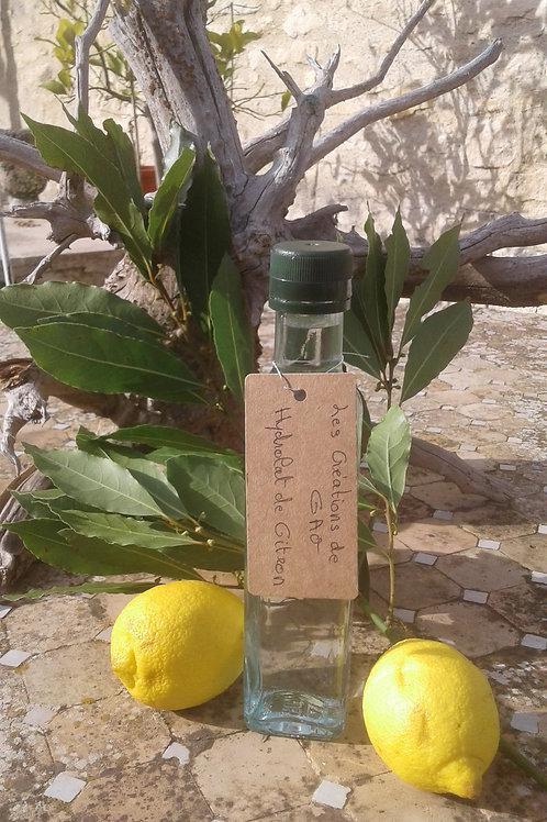 Hydrolat de citron