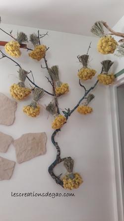 bouquet immortelle