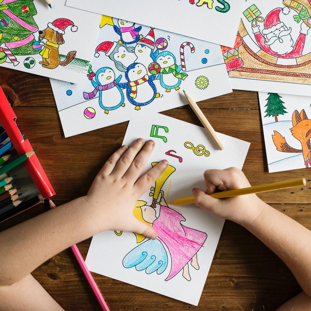 360 Degree Development- Children Art Wor