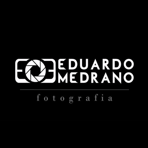 Logo Eduardo Medrano fotografia ALTA+ fu