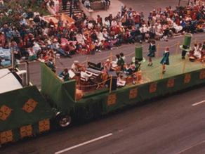 Stampede Parade Float