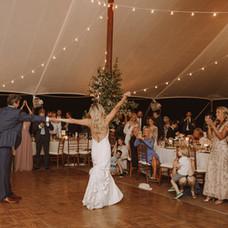 Wood Grain Dance Floor