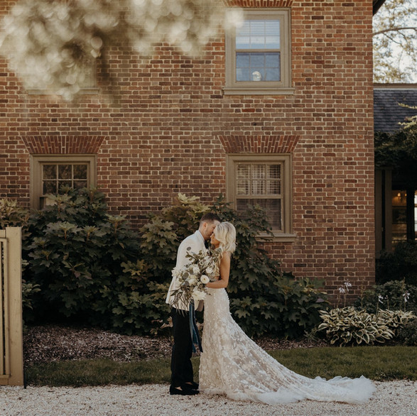 Luxe Manor Wedding