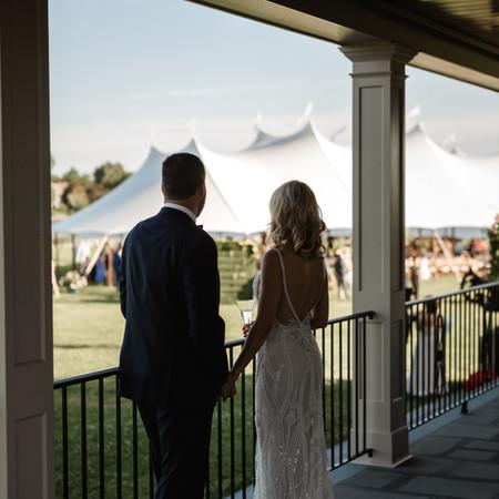 Glamorous Chesapeake Bay Wedding
