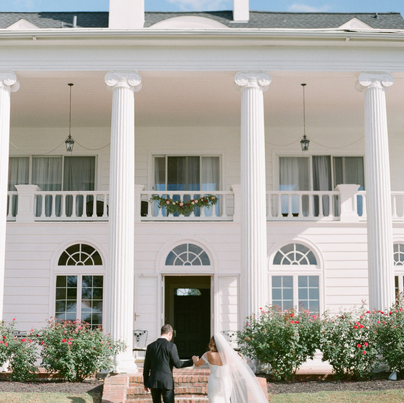 Modern Manor Elegance