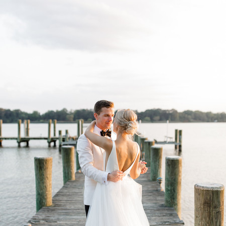 Organic Inspired Manor Wedding