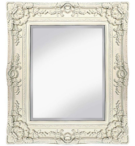 Antique Versailles Mirror 85x75cm