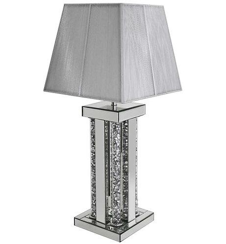 Crushed Diamond X Lamp